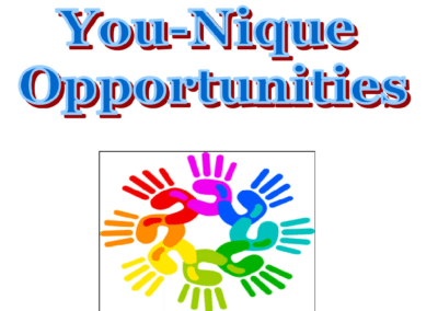December 31, 2013YOU-Nique Opportunities New Year's Eve Event