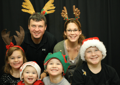 December 7, 2012Great River Energy Rocking Reindeer Party