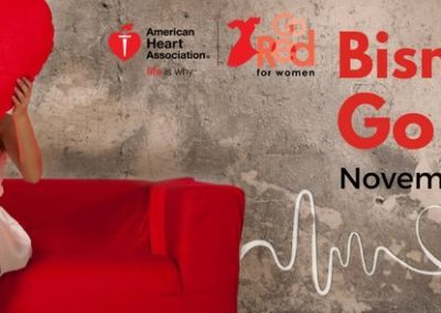 November 18, 2016Go Red Bismarck by AHA