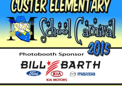 May 19, 2015Custer School Carnival – Mandan