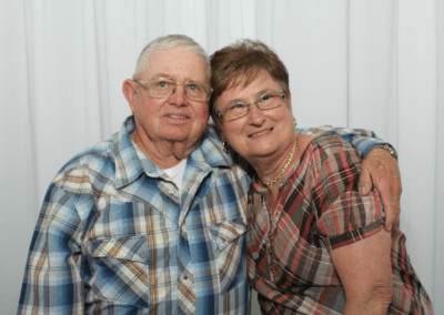 August 22, 2015Arlen & Shirley Simmons Milestone Party