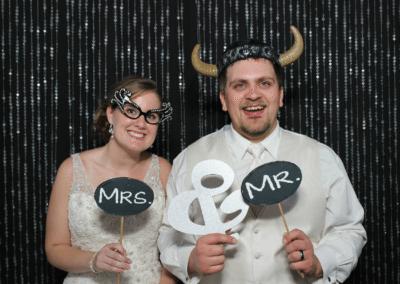 October 10, 2015Michaela & Brad