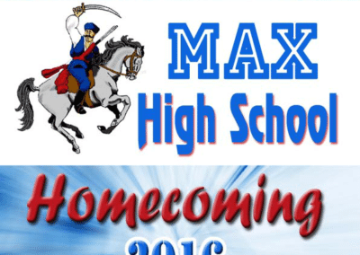 January 16, 2016Max HS Homecoming Dance
