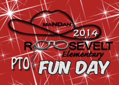 May 15, 2014Roosevelt School Fun Day -Mandan