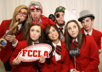 April 7, 2013ND FCCLA State Meeting