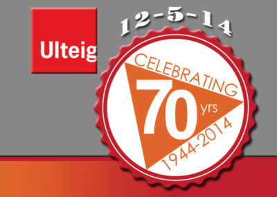 December 5, 2014Ulteig 70th Anniversary Party