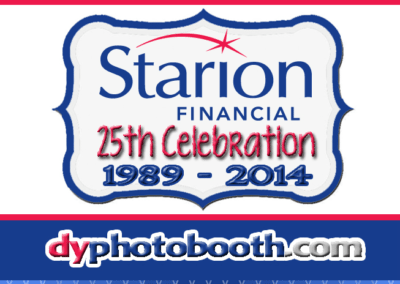 September 11, 2014Starion Bank 25th Celebration