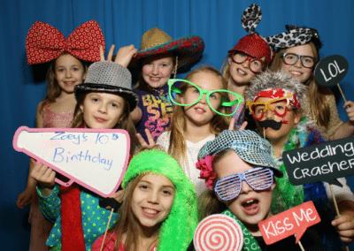 January 11, 2013Zoey's 10th Birthday Party