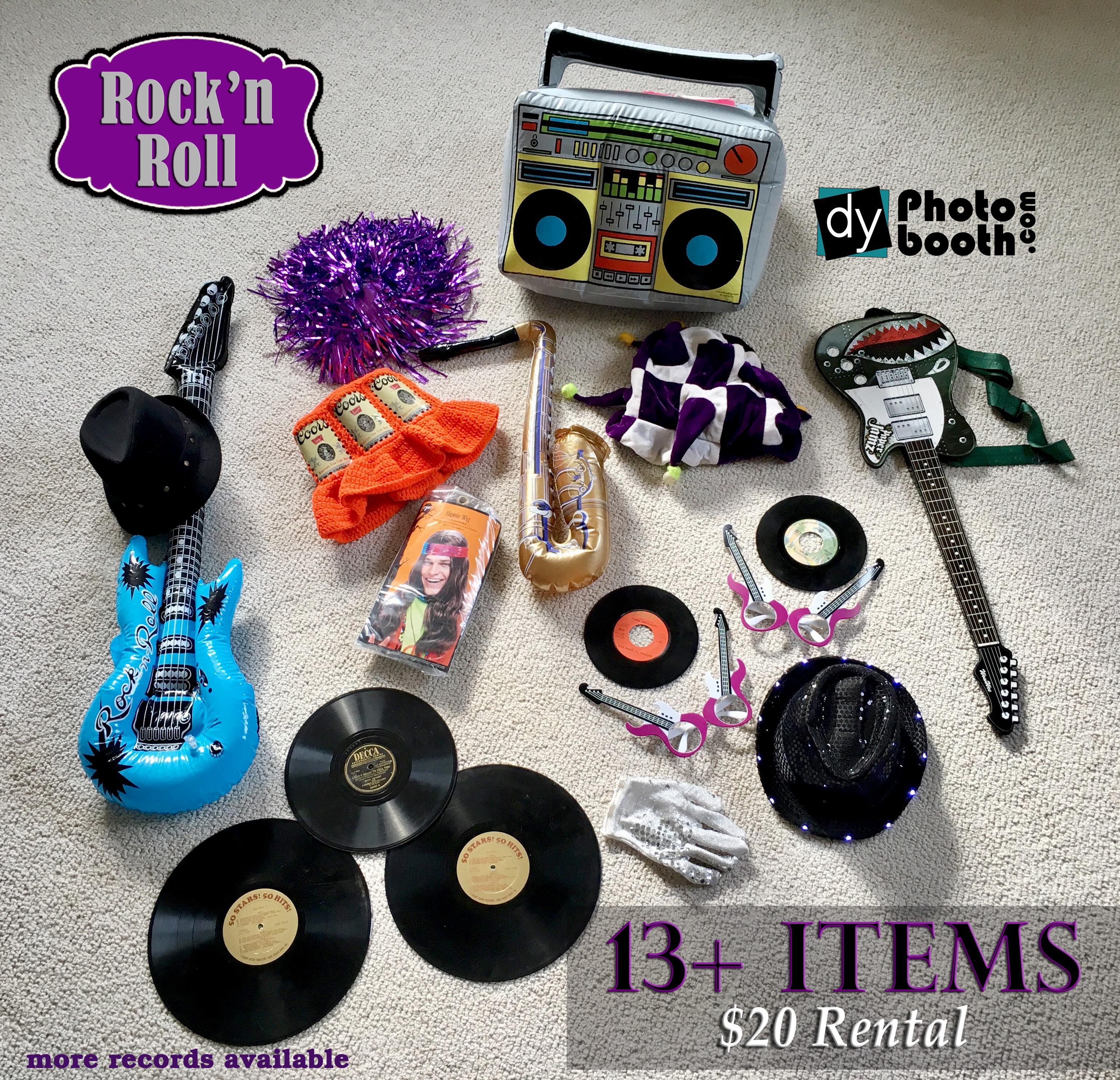 Props Rental Rock n Roll