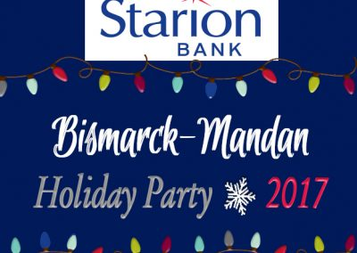 December 15, 2017 <br>Starion Bank Holiday Party