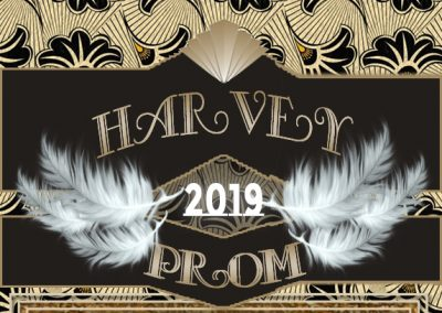 April 6, 2019Harvey HS Prom