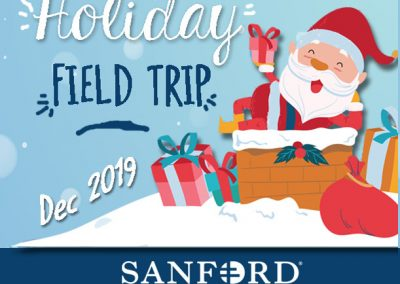 December 13, 2019Sanford Holiday Field Trip