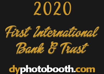 January 11, 2020First International Bank & TrustChristmas Party